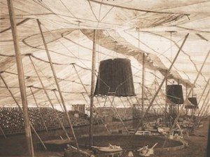 A Denver Circus Tent from 1914