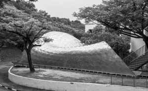 SUTD LIBRARY GRIDSHELL PAVILION BY CITY FORM LAB03