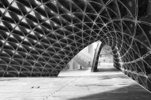 SUTD LIBRARY GRIDSHELL PAVILION BY CITY FORM LAB06